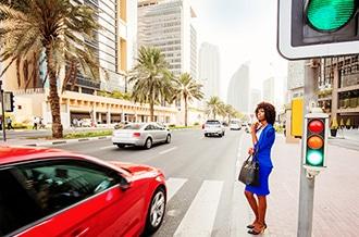 pedestrian accident funding