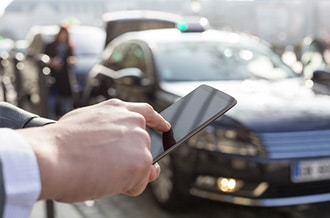 uber lyft accident funding