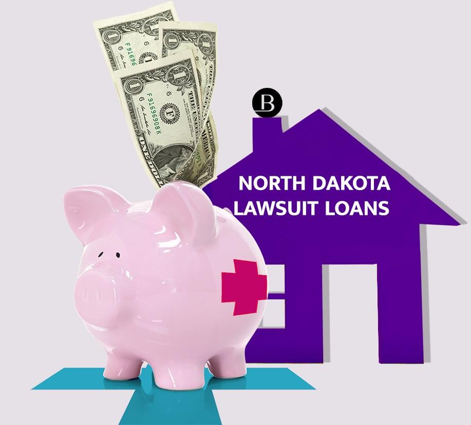 North Dakota lawsuit funding