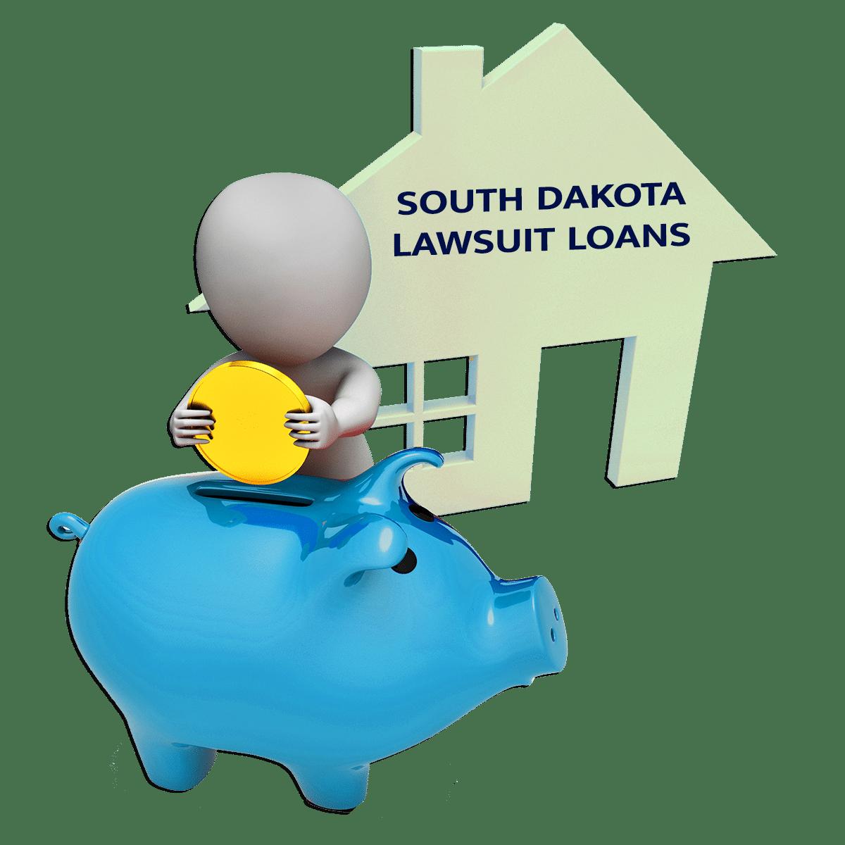 South Dakota lawsuit loans