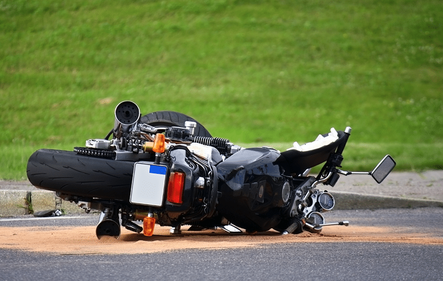 Motorcycle accident lawsuit loans
