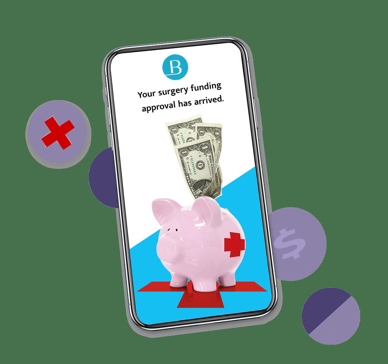 Medical lien funding