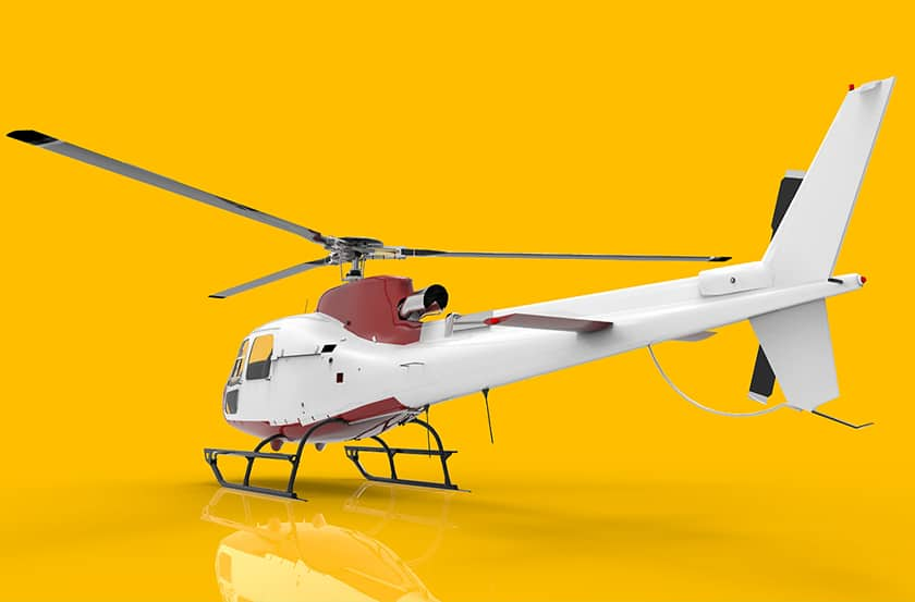 Helicopter accident lawsuit loans
