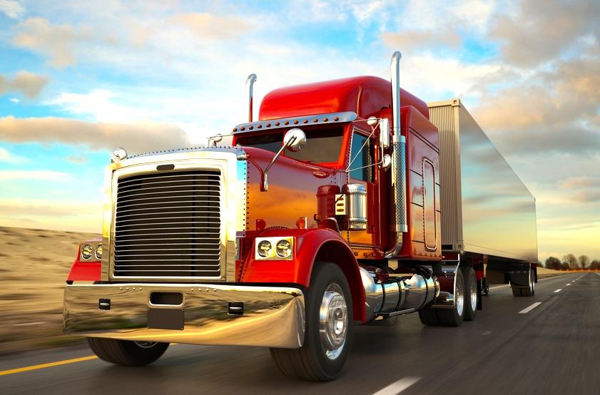Semi trailer truck accident loans