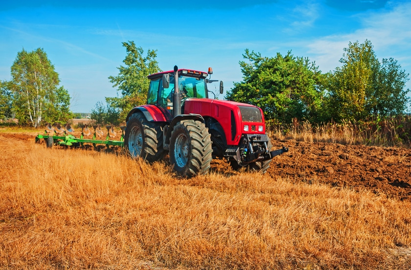 Tractor accident loans