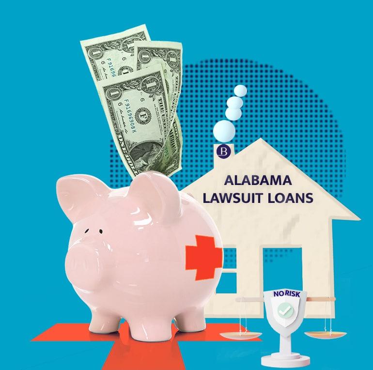 Alabama Pre-Settlement Loans