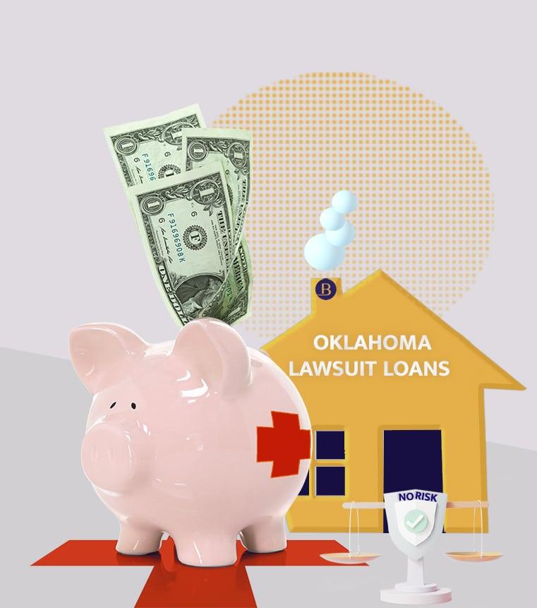 Lawsuit loans in Oklahoma