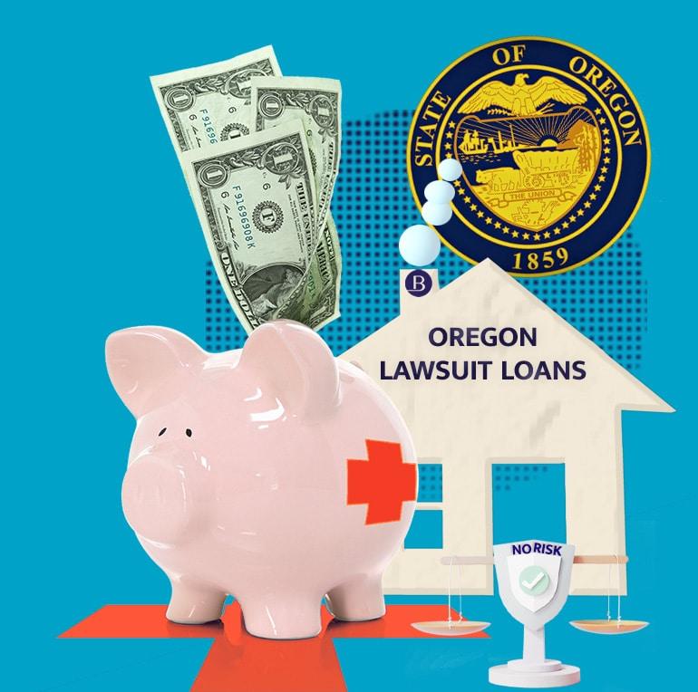 Lawsuit loans in Oregon