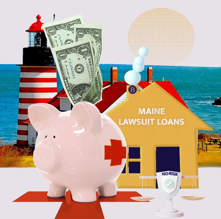 Lawsuit loans in Maine