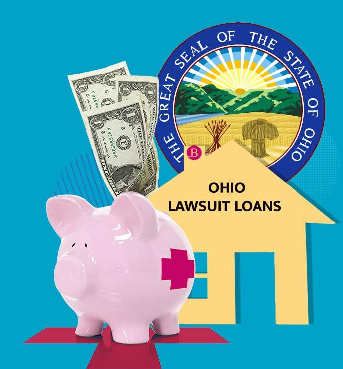 Lawsuit loans in Ohio